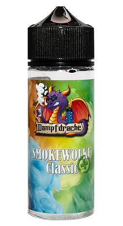 Smokewolke Classic Plus, 120ml Chubby